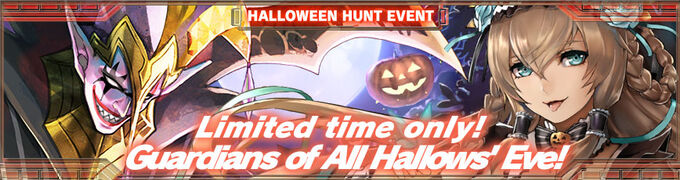 Guardians of All Hallows' Eve Banner