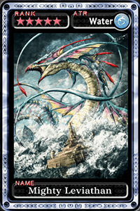 Leviathan Mighty