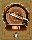 Hunt 1 Star