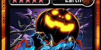 Great Pumpkin Chunkin' Titan
