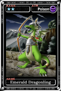 Emerald Dragonling