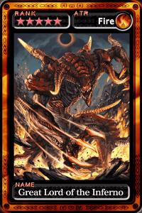 Great Lord of the Inferno