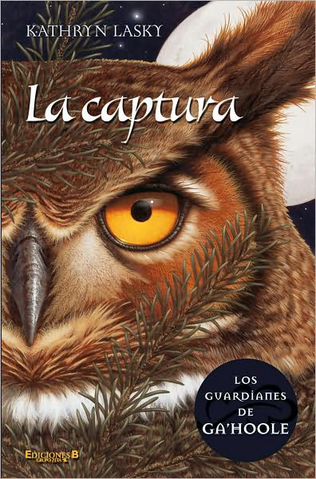 File:The Capture-Spanish Cover.png