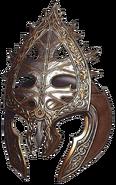 Boron mask