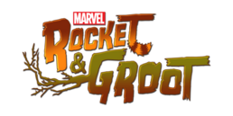 Rocket and Groot Logo