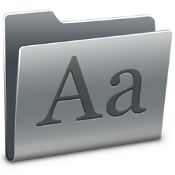 File:Fonts-icon.png