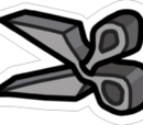 Pin Tijera de piedra