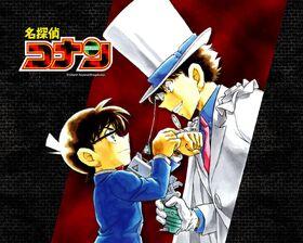 Kaitou and conan (2)