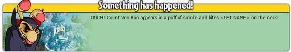 Von roo random event