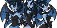 Dark Faerie Sisters