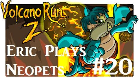 Let's Play Neopets 20 Volcano Run 2