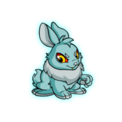 Cybunny ghost