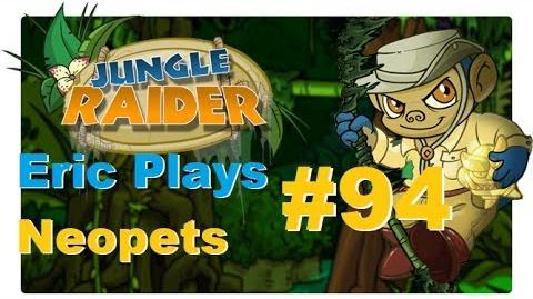 Let's Play Neopets 95 Jungle Raider