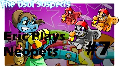 Let's Play Neopets 7 The Usul Suspects
