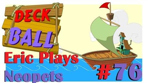 Let's Play Neopets 76 Deckball