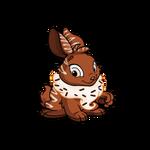 Chocolate Cybunny