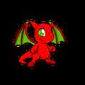 Shoyru strawberry happy