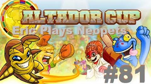 Let's Play Neopets 81 Yooyuball Altador Cup Team Selection