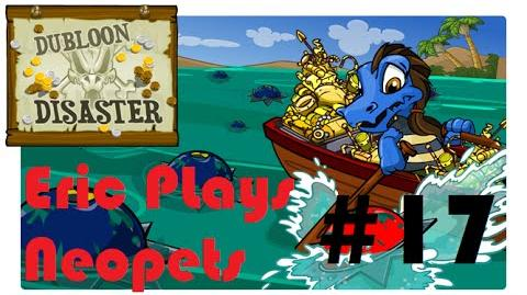 Let's Play Neopets 17 Dubloon Disaster
