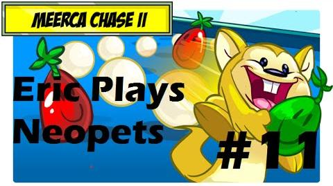 Let's Play Neopets 11 Meerca Chase 2