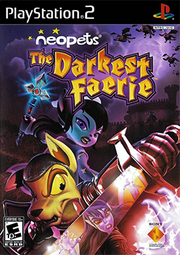 Neopets - The Darkest Faerie Coverart