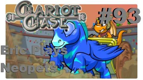 Let's Play Neopets 93 Chariot Chase