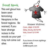 Forestspook