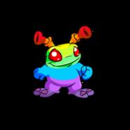 Grundo rainbow