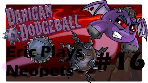Let's Play Neopets 16 Darigan Dodgeball