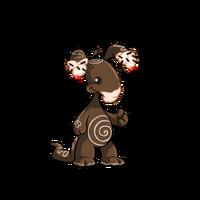 Chocolate Blumaroo