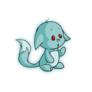 Kacheek ghost