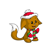 Kacheek Christmas
