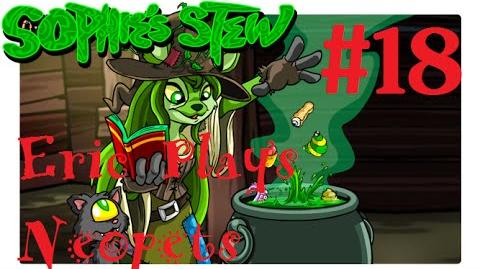 Let's PLay Neopets 18 Sophie's Stew