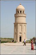 Tower.turkmenistan