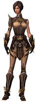 Acolyte Jin Elite Sunspear armor