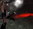 Épée de dragon vampirique