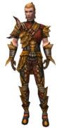 Ranger Elite Drakescale armor m