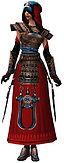 Dervish Monument armor f