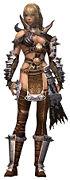 Jora Brotherhood armor