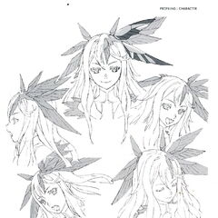 Mana (revived) Character Design 2