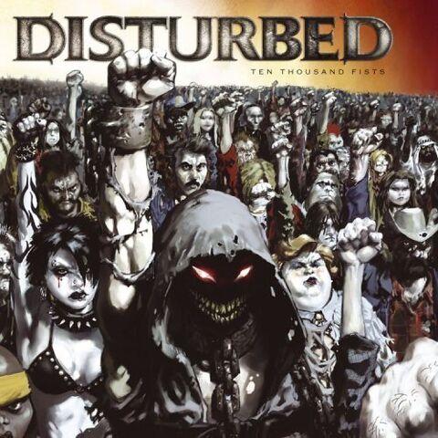 File:Disturbed - Ten Thousand Fists (Standard).jpg