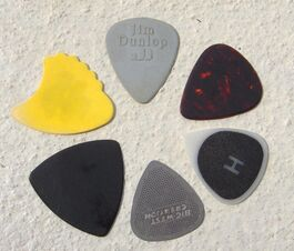 Guitar picks-KayEss-1
