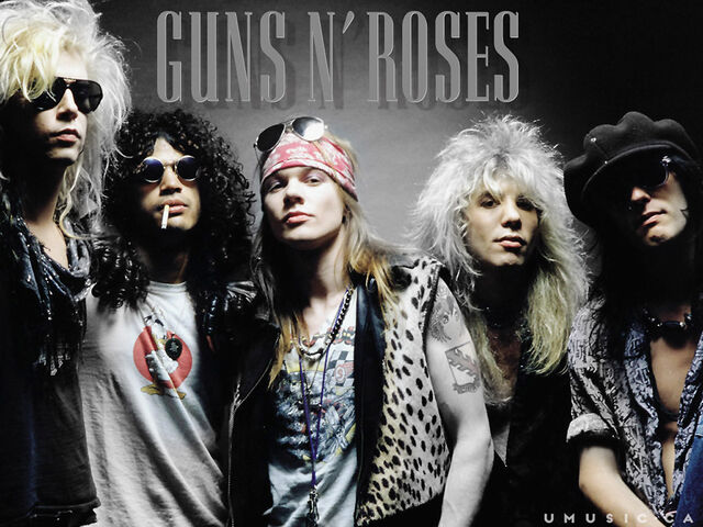 File:Guns n roses band wallpaper.jpg