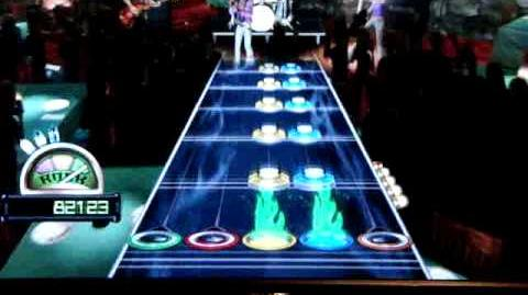 Band On The Run Guitar Hero World Tour
