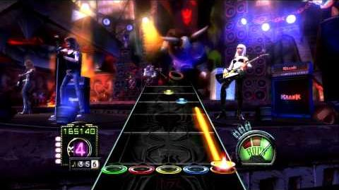 The Killers - When You Were Young (GUITAR HERO 3 100% FC Expert) HD