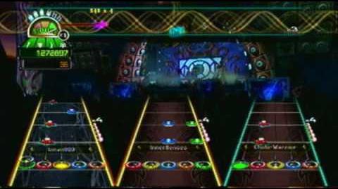 Guitar Hero World Tour Crazy Train (Full Expert Band PS3)