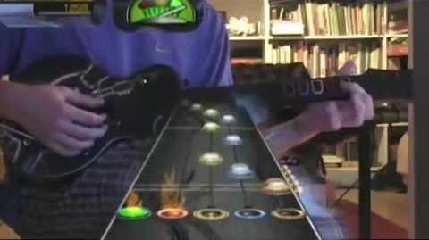 Guitar Hero Metallica - Fight Fire With Fire 100% Expert 1st FC
