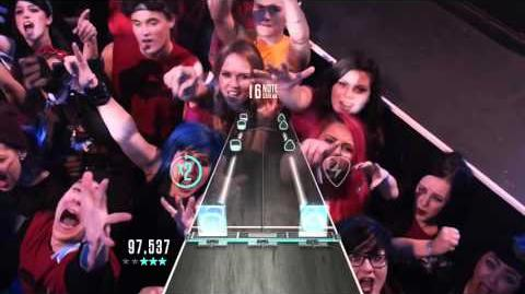 Guitar Hero Live - The Kill by Thirty Seconds To Mars - Expert - 97%
