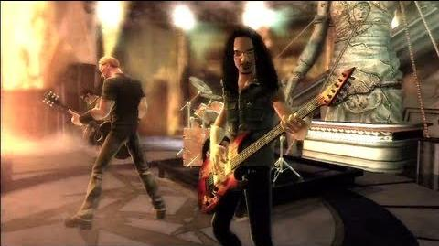 Guitar Hero Metallica - Lemmy Trailer