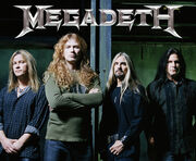 Megadeth(DON'T TOUCH)